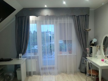 Clasic Curtains (Swags,Sascades)