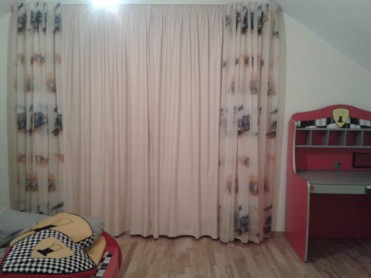 Curtains for kids