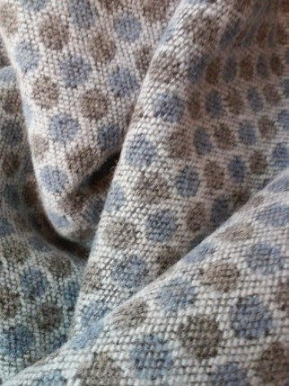 Autum and Winter fabrics - Wool Mix Fabric